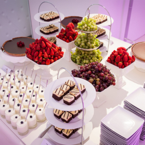 Fingerfood und Buffet für jedes Event