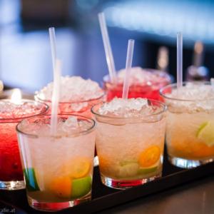kühle Cocktails und Drinks für jedes Event