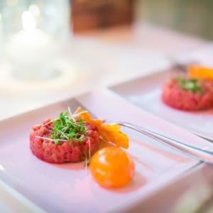 Beef Tartar Häppchen